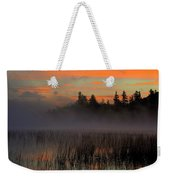 Sunrise At Connery Pond 1 Weekender Tote Bag