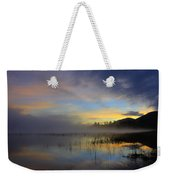 Sunrise At Connery Pond 3 Weekender Tote Bag