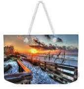 Sunrise At Cotton Bayou  Weekender Tote Bag