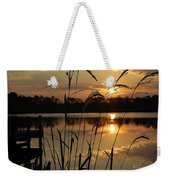 Sunrise At Grayton Beach Weekender Tote Bag