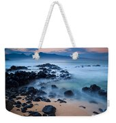 Sunrise At Ho'okipa - Sunrise At Hookipa Beach In Maui Weekender Tote Bag