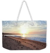 Sunrise At Medano Weekender Tote Bag