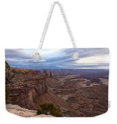 Sunrise At Mesa Arch - Canyonlands National Park - Moab Utah Weekender Tote Bag