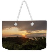 Sunrise At Montauk Point State Park Weekender Tote Bag