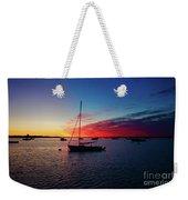 Sunrise At Provincetown Pier 1 Weekender Tote Bag