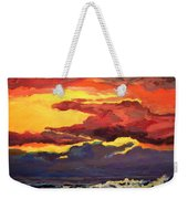 Sunrise At The Jetty 6-23-15 Weekender Tote Bag