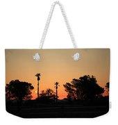 Sunrise At The Oasis Weekender Tote Bag