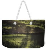 Sunrise At The Sheep Farm Weekender Tote Bag