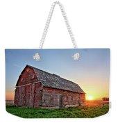 Sunrise Barn Weekender Tote Bag