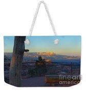 Sunrise Bryce Canyon Weekender Tote Bag