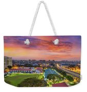 Sunrise By Mrt Station In Eunos Singapore Weekender Tote Bag