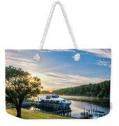 Sunrise Cruise To Doubtful Sound, New Zealand Weekender Tote Bag