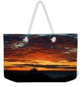 Sunrise Drama By The Sea Weekender Tote Bag