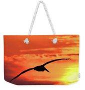 Sunrise Fight Weekender Tote Bag
