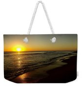 Sunrise First Light Weekender Tote Bag