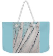 Sunrise Fog Regatta Weekender Tote Bag