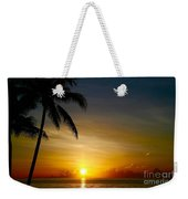 Sunrise In Florida / A Weekender Tote Bag