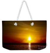 Sunrise In Florida / C Weekender Tote Bag