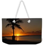 Sunrise In Key West Fl Weekender Tote Bag