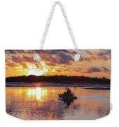 Sunrise In Murrells Inlet, Sc Weekender Tote Bag