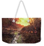Sunrise In The Forest Weekender Tote Bag