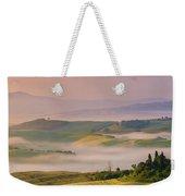 Sunrise In The Tuscany Weekender Tote Bag