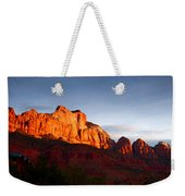 Sunrise In Utah Weekender Tote Bag