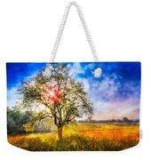 Sunrise Meadow Weekender Tote Bag