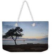 Sunrise, Moonfall Weekender Tote Bag