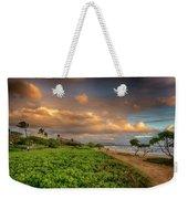 Sunrise Nukolii Beach Kauai Hawaii 7r2_dsc4068_01082018 Weekender Tote Bag