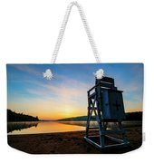 Sunrise On Eighth Lake 1 Weekender Tote Bag