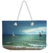 Sunrise On Indian Ocean Weekender Tote Bag
