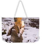 Sunrise On Lady Of The Snow Weekender Tote Bag