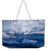 Sunrise On Lake Annecy Weekender Tote Bag