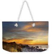 Sunrise On Mackinac Island Weekender Tote Bag