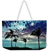 Sunrise On Miami Beach Weekender Tote Bag