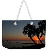 Sunrise On Pleasure Island Weekender Tote Bag