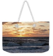 Sunrise On Pompano Beach Pompano Florida Weekender Tote Bag