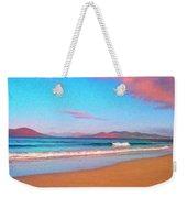 Sunrise On Sea Of Cortez Weekender Tote Bag