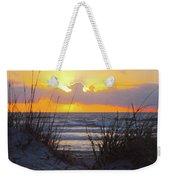 Sunrise On The Atlantic Weekender Tote Bag