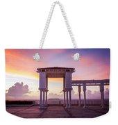 Sunrise On The Caribbean Weekender Tote Bag