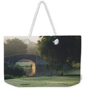 Sunrise On The Golf Course Weekender Tote Bag