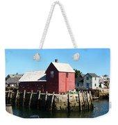 Sunrise On The Pier Weekender Tote Bag