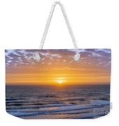 Sunrise Over Atlantic Ocean Weekender Tote Bag