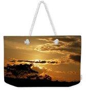 Sunrise Over Fort Salonga4 Weekender Tote Bag
