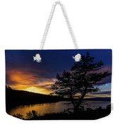 Sunrise Over Hauser Weekender Tote Bag