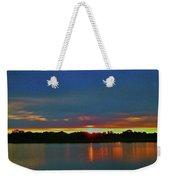 Sunrise Over Ile-bizard - Quebec Weekender Tote Bag