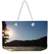 Sunrise Over Lake Lainer Weekender Tote Bag