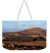 Sunrise Over Mont Saint-michel At Monts Weekender Tote Bag