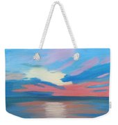 Sunrise Over Ocean City Maryland Weekender Tote Bag